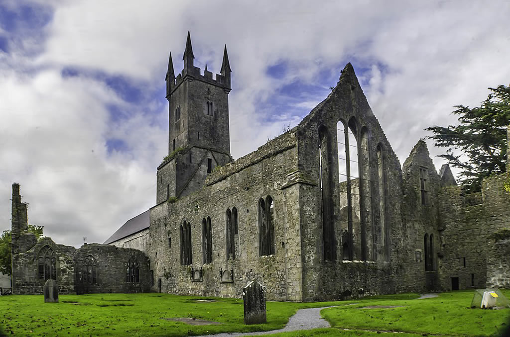 Ennis Friary County Clare