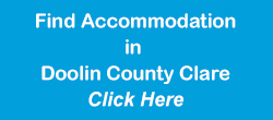 accommodation in Doolin Button