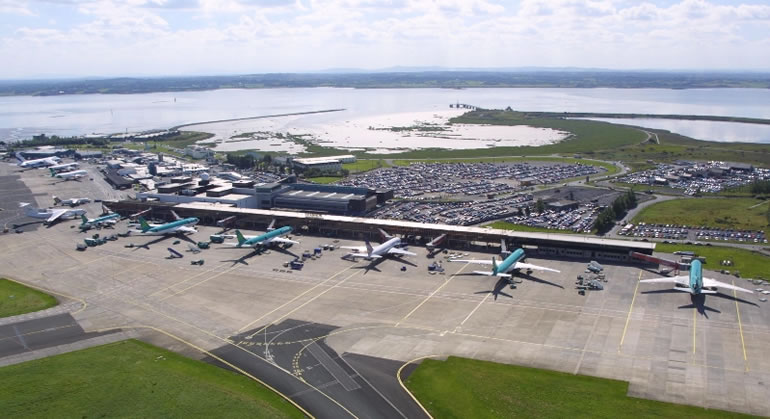 So You Thought Shannon Airport is Dull? Think Again