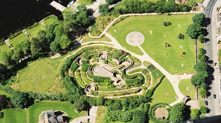 Place to visit in Clare - Aistear Park