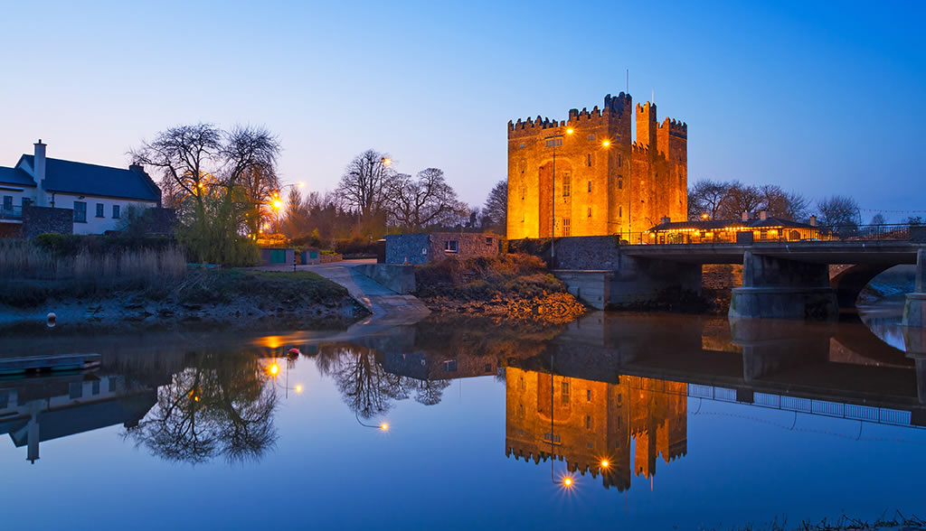 bunratty castle county clare ireland
