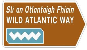 Cheers at Wild Atlantic Way
