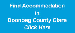 Find Accommodation in Doonbeg County Clare