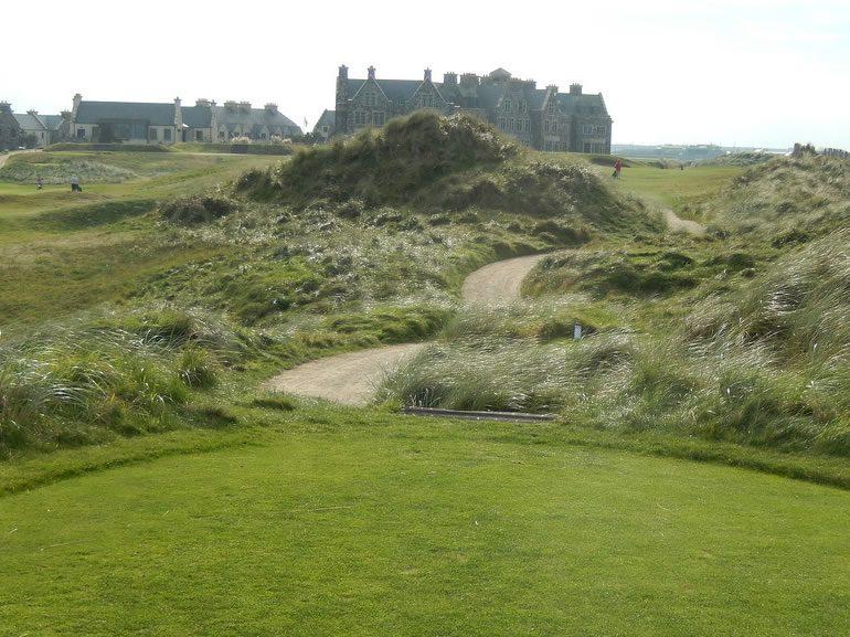 Doonbeg County Clare Golf