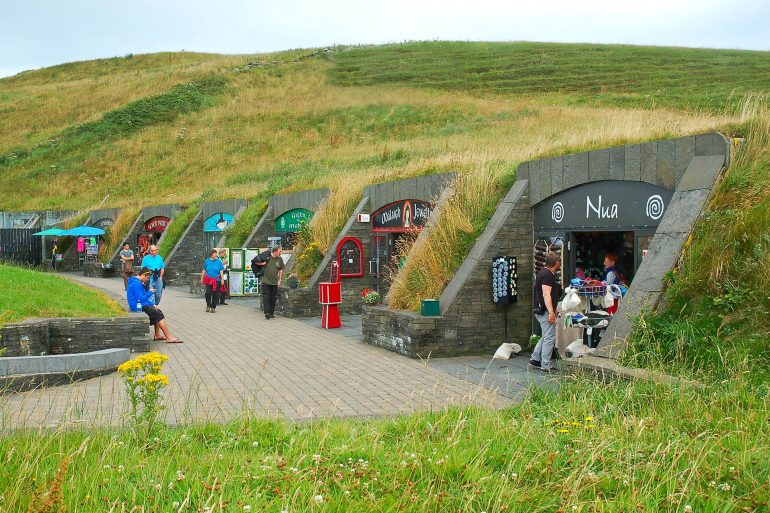 cliffs of moher visitor centre