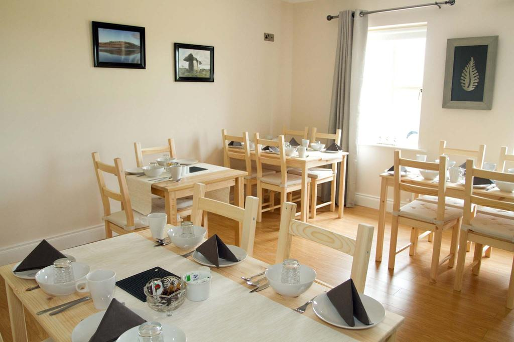 Cahermaclanchy House breakfast room