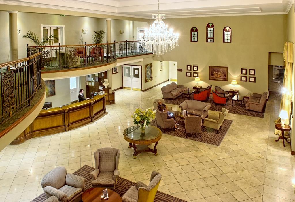 woodstock hotel in ennis