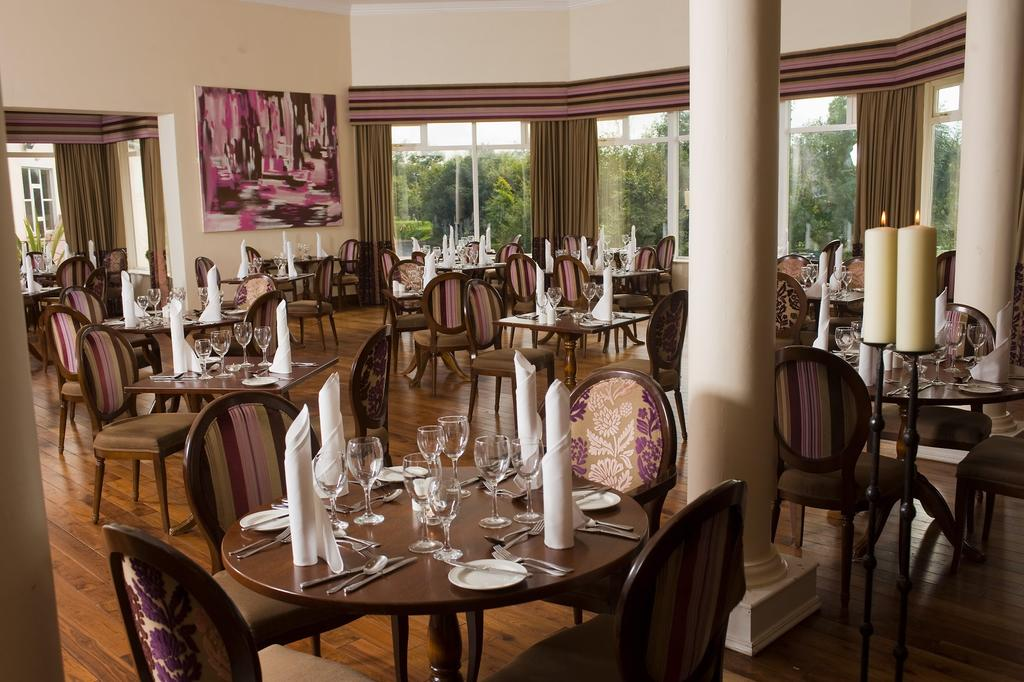 hotel woodstock in ennis dining room