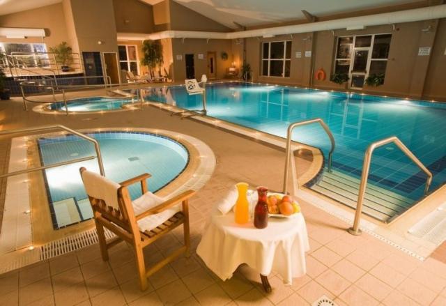 hotel woodstock in ennis swimming pool