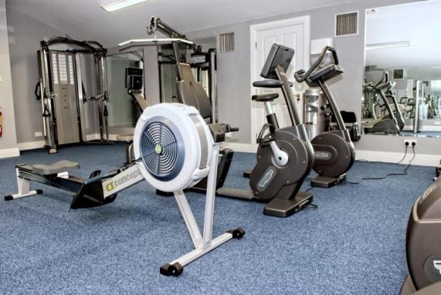 hotel woodstock gym