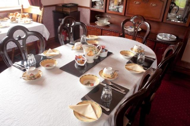 Atlantic View B&B Liscannor Breakfast Room