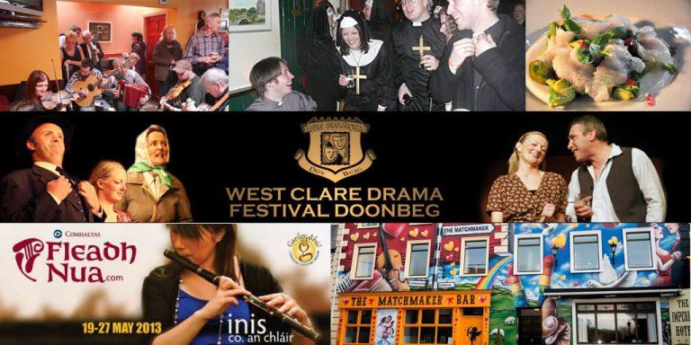 Clare Festivals 2019