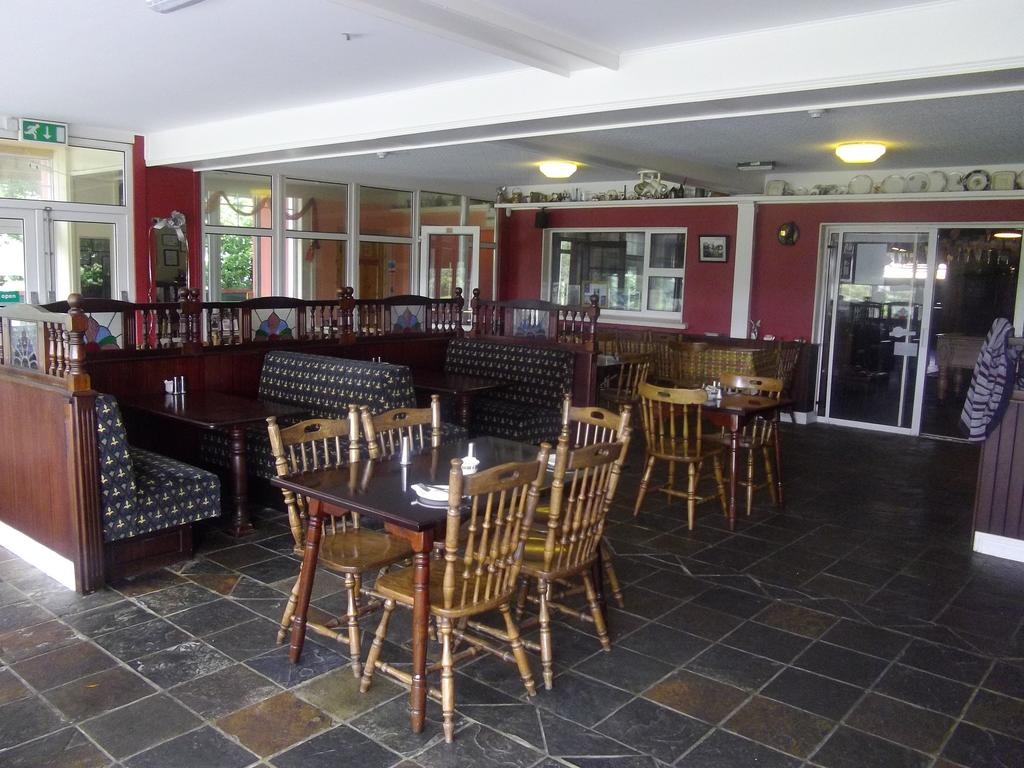 Tubridy House dining room