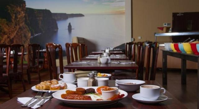 treacys west county hotel breakfast