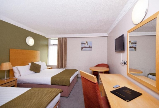 west county hotel double room