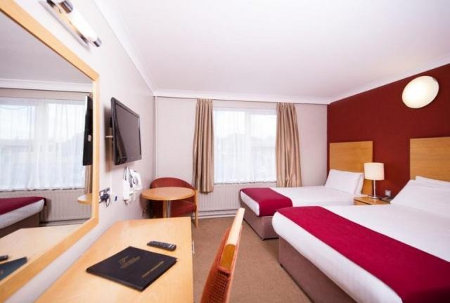 treacys west county hotel double room