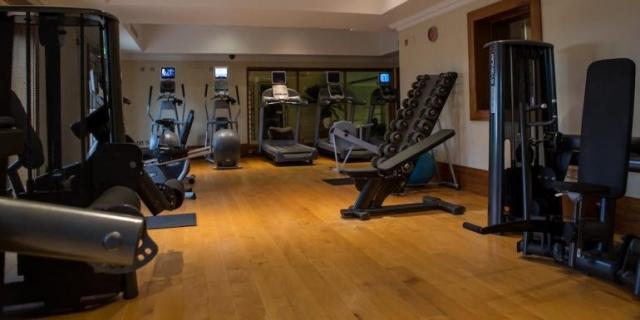 bunratty castle hotel gym