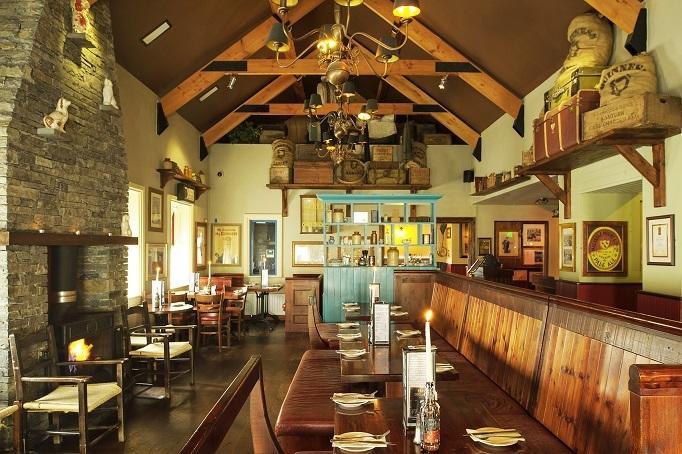 hotel doolin restaurant