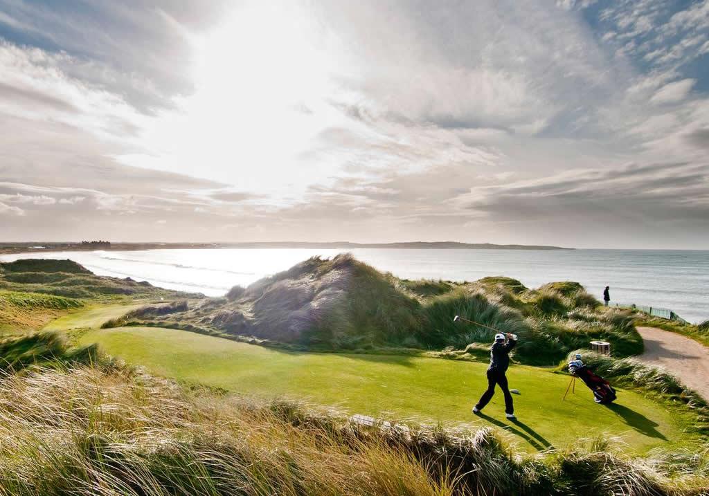 donald trump doonbeg golf course