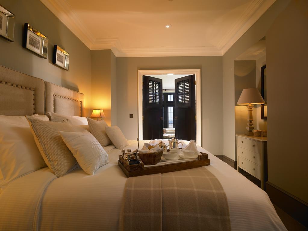 trump hotel doonbeg breakfast in bed
