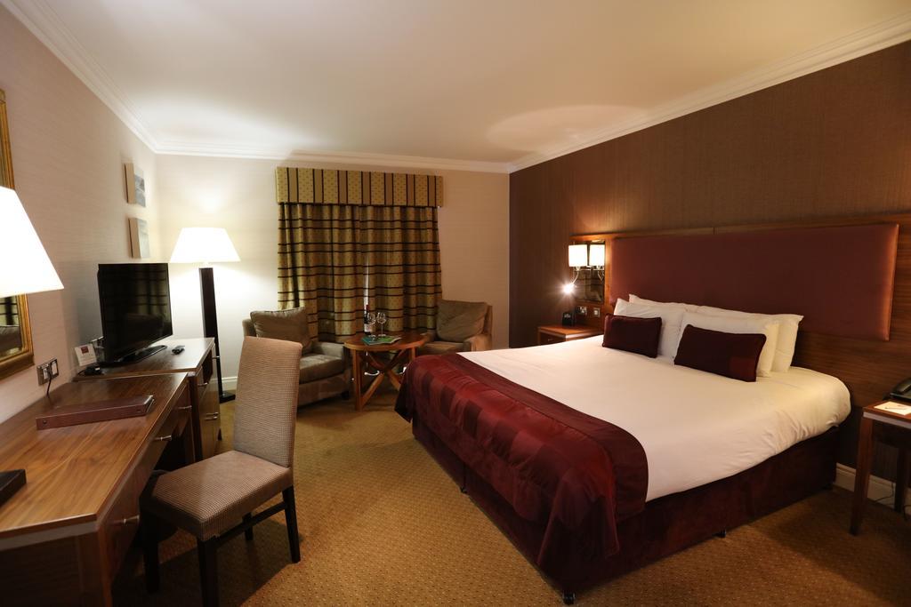 Vaughan Lodge Hotel Lahinch Bedroom