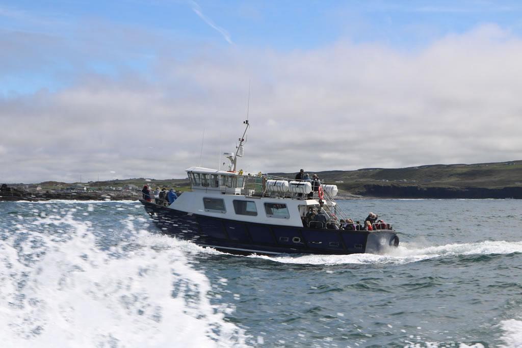 doolin ferry to aren islands
