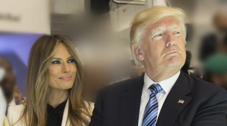 Donald Trump arrives to Visit Doonbeg