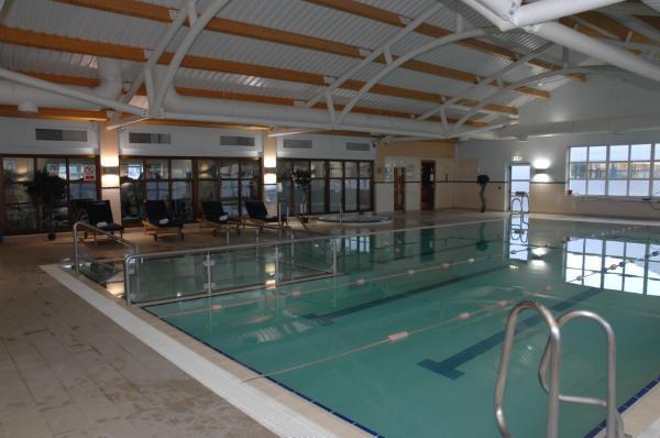 Auburn Lodge Ennis Hotel Swimming Pool