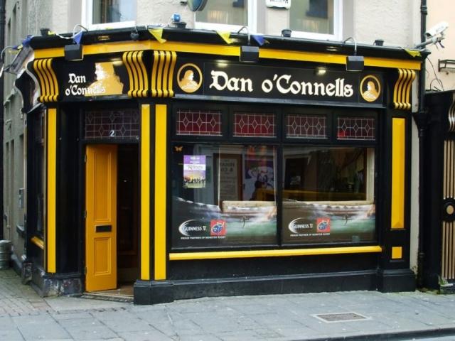 Pub in Ennis