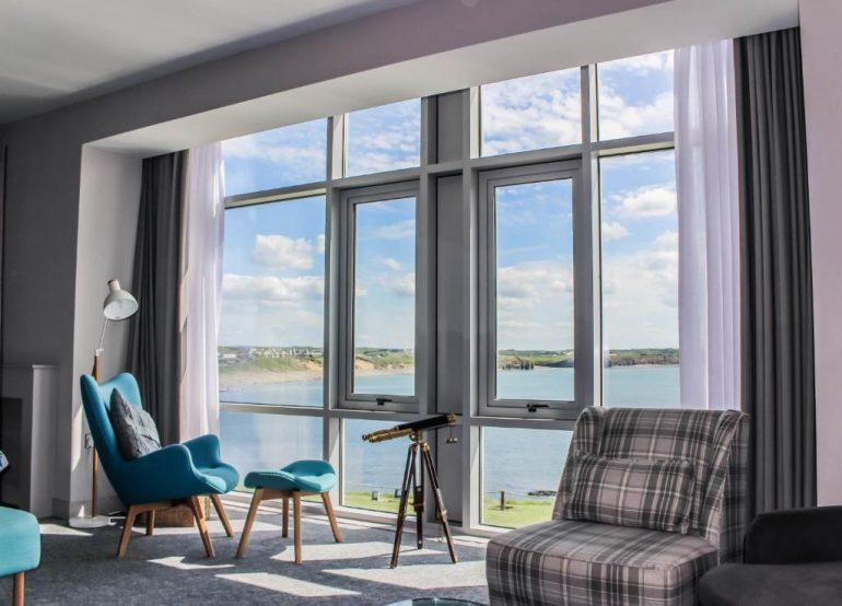 Armada hotel sea view