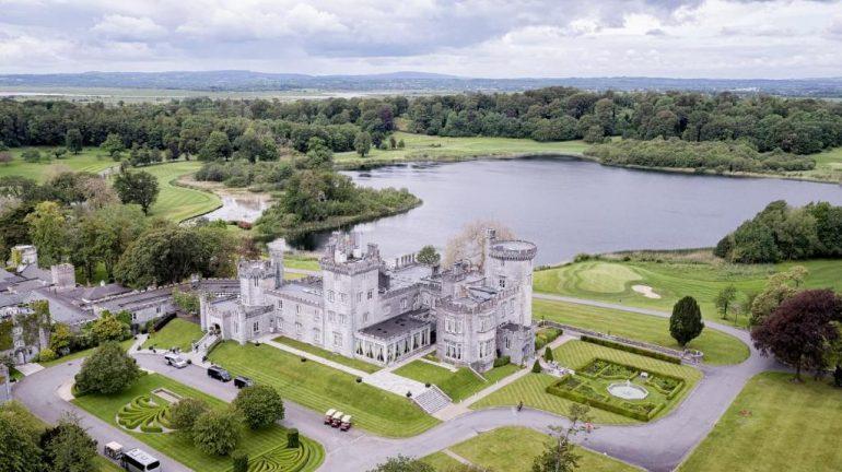 luxury hotel in Clare - Dromoland