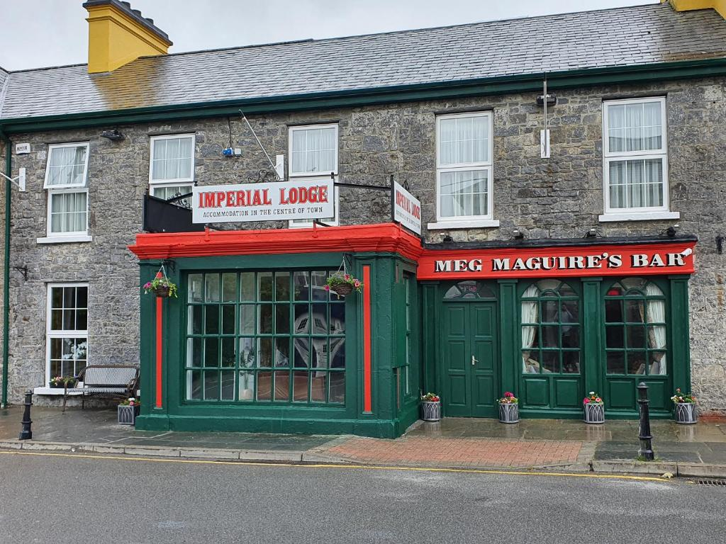 cheapest hotels in County Clare next Week imperial lodge